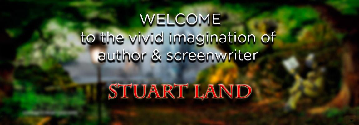 Stuart Land website Welcome