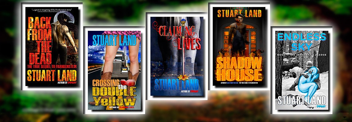 5 books by Stuart Land